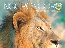 Ngorongoro Conservation Area English Brochure V12